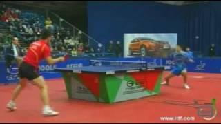 Ma Long vs Joo Se Hyuk[Final Hungarian Open 2012]
