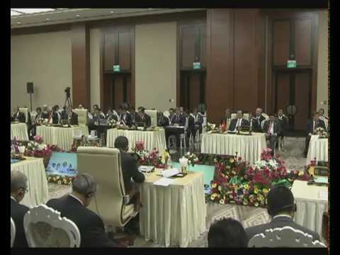 PM Narendra Modi at 12th ASEAN-iNDIA Summit Myanmar