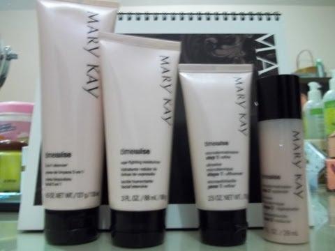 Limpeza de pele com produtos Mary Kay!!!