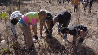 Students Give Life To Oakoasis County Preserve