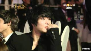 120119 High1 Seoul Music Awards - FT Island cut (not including winning speech and performance)