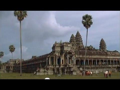 Visit of Angkor Wat temples