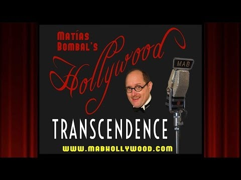 Transcendence - Review - Matías Bombal's Hollywood