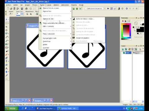 Video Curso Diseño para estampados - Seperacion de colores para estampados con serigrafía