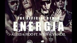 Download lagu Energia Remix - Alexis & Fido Ft. Wisin & Yandel.wmv