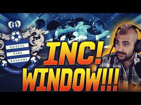 INCOMING TRANSFER WINDOW!! FIFA 15