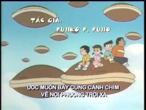 Doraemon Opening [Vietnamese HTV3] thumbnail