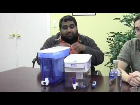 Vodka Filter Test: Brita vs ZeroWater Pitchers