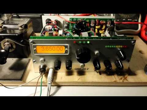 QRP-99 V  QRP Transceiver Bausatz 80/40/20m