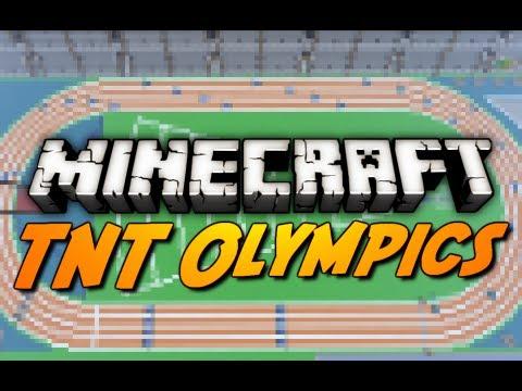 Minecraft: Sethbling's TNT Olympics!