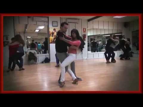 BACHATA  Romeo Santos  - Eres Mía  www.bskdance.com