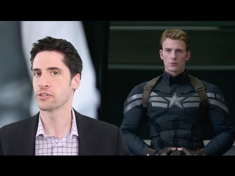 Captain America: The Winter Soldier trailer review
