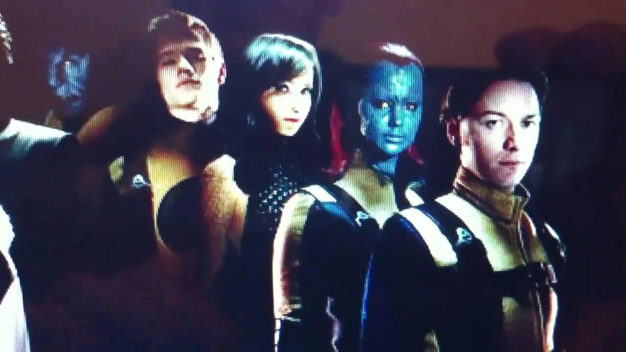 X Men First Class 2 Poster First Photo of X-men First