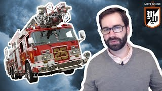 Professor Demands More Diversity In Fire Departments | The Matt Walsh Show Ep. 166