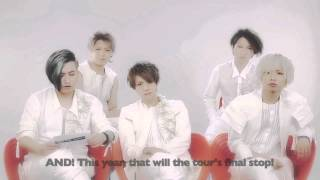 Message from ALICE NINE