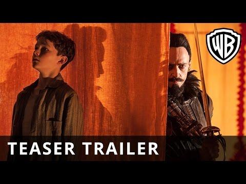 Pan – Teaser Trailer 2 - Official Warner Bros. UK