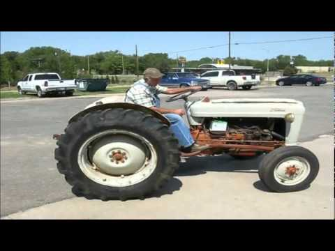 1953 Ford NAA Golden Jubilee tractor for sale   sold at auction September 28. 2011