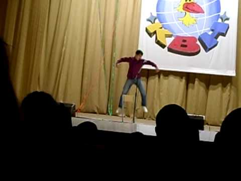 КВН Республика Шкид Осень 2009