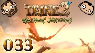 Let's Play Together Trine 2 #033 - Fast Food für Wüstenwürmer [720p] [deutsch]