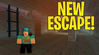 BRAND NEW ESCAPE COMING TO JAILBREAK! (2018)