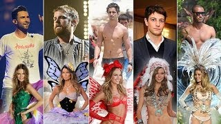 5 Sexy Men Who Wake Up Next to Victoria's Secret Angels!   POPSUGAR Feature