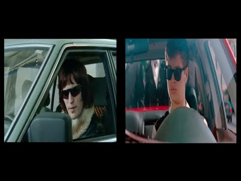 Baby Driver | Mint Royale