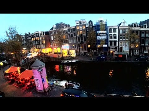 AMSTERDAM LIVE REDLIGHT DISTRICT WEBCAM 24/7