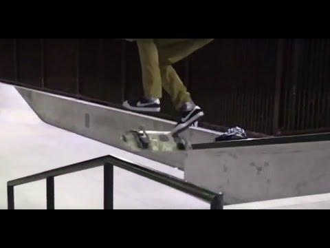 WTF Trick?! Tyler Harris - Heelflip Underflip Fs Board?!