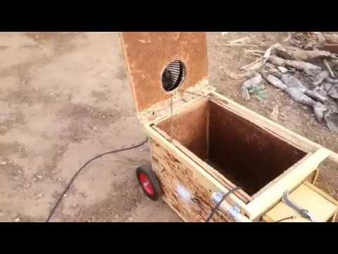 DIY Quiet Generator Box