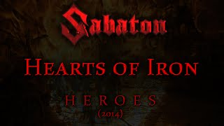 Sabaton - Hearts of Iron (Lyrics English & Deutsch)