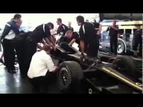 Lotus Indycar