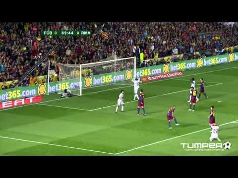Copa del Rey 2011: Barcelona - Real Madrid, C+Sport HD