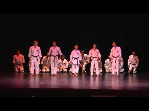 First Russian Festival of Okinawa Martial Arts. PART-2