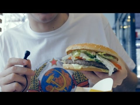 "McDonalds in Russia. ""Real Russia"" ep.15"