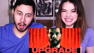 UPGRADE | Trailer Reaction!