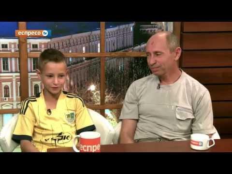 8-летний Украинский Месси на телеканале Эспрессо TV