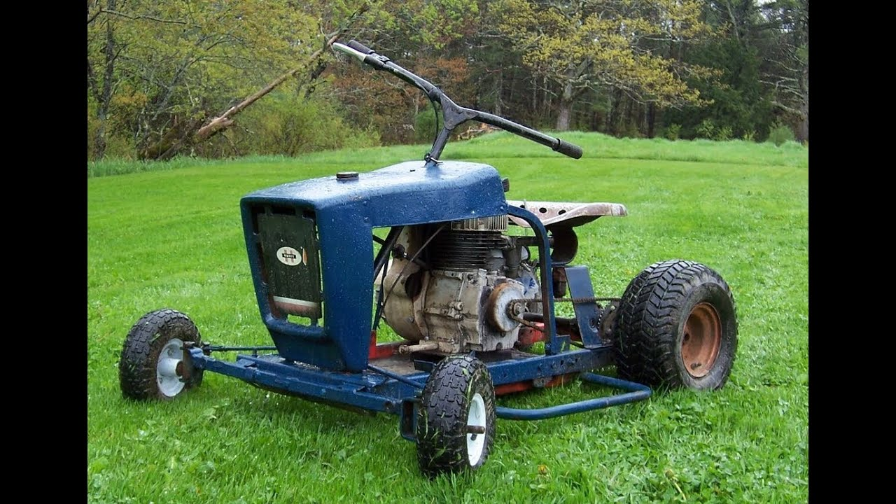 Lawn Mower Racing >> New Project Racing Mower! - YouTube