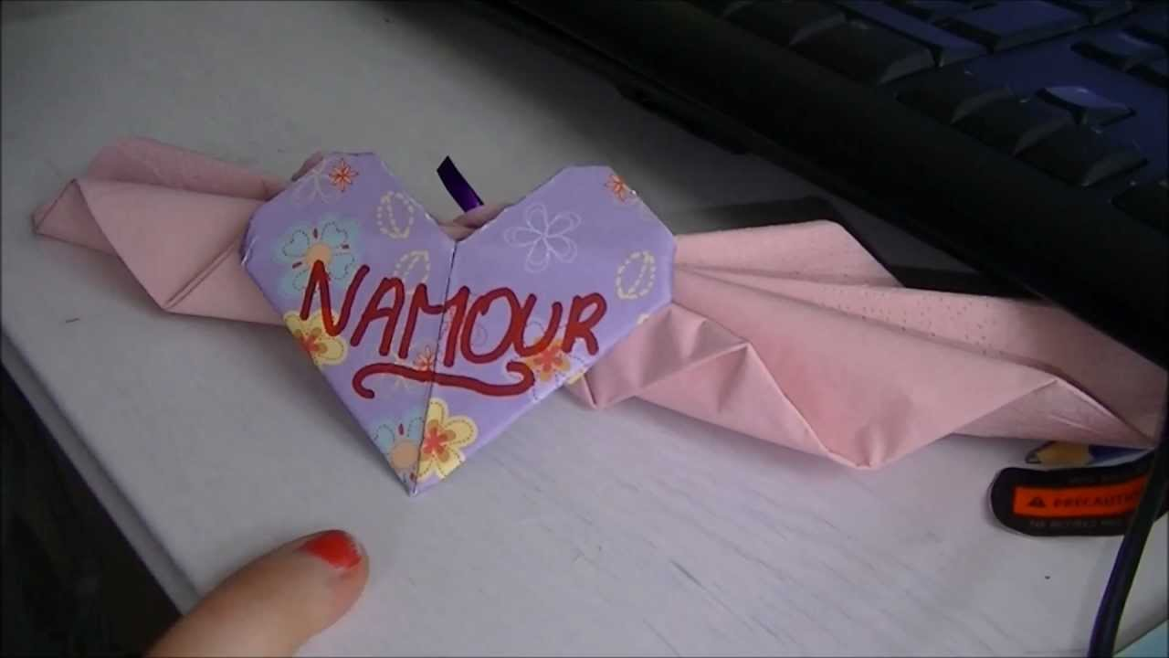 Special saint valentin deco 2 deco pour table youtube for Deco de table saint valentin