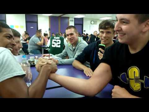 Cudahy arm wrestling episode 2