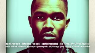 Watch Frank Ocean Broken Pieces video