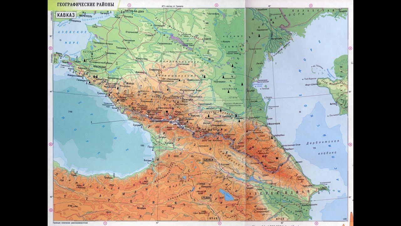 Украина наступает на Донбасс через Кавказ. 22.04.2016