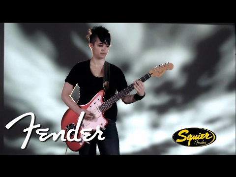 Squier Vintage Modified Jazzmaster Demo