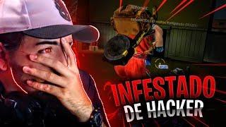 INFESTADO DE HACKER NO FREEFIRE, COMO GANHAR DELES? VEJA