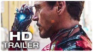 AVENGERS: INFINITY WAR Official Trailer #2 Marvel Superhero Movie | 2018