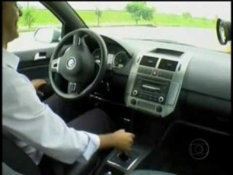 Programa Auto Esporte da Rede Globo - Câmbio automático