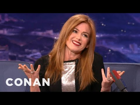 Isla Fisher Took Her Mom To A Strip Club