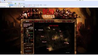Dead Frontier Tutorial How to use Private Trade