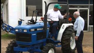 Tractor Safety: Rollover Protective Structures