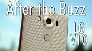 LG V10 After the Buzz: It