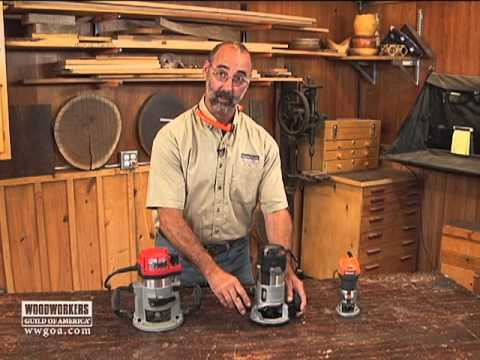 Woodworking Tips: Router - Right Router for Your Shop
